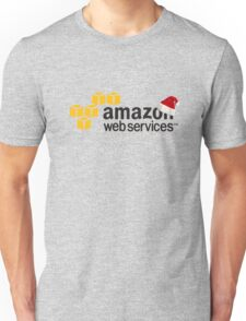 AWS Christmas Logo Unisex T-Shirt