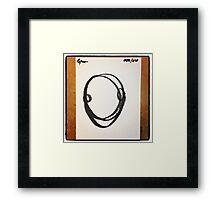 008/010 portrait series  Framed Print