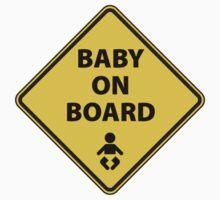 Baby On Board by DesignFactoryD