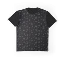 Spooky Scary Skeletons Graphic T-Shirt
