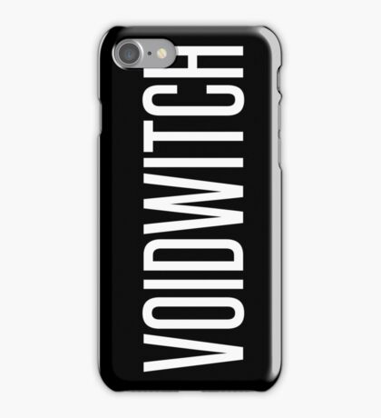 voidwitch iPhone Case/Skin