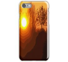 Sun Waves iPhone Case/Skin
