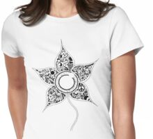 Eyeflower Womens Fitted T-Shirt