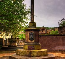Canongate Mercat Cross by Tom Gomez