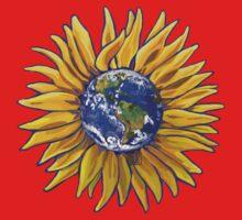 Sunflower Earth Kids Tee