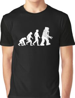 Human Evolution Variant Graphic T-Shirt