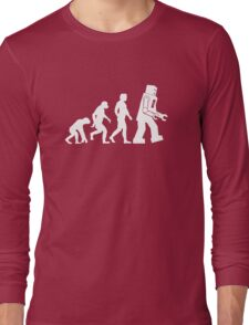 Human Evolution Variant Long Sleeve T-Shirt