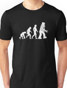 Human Evolution Variant Unisex T-Shirt