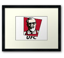 UFC - Conor McGregor Framed Print