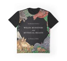 Welsh Monsters & Mythical Beasts Graphic T-Shirt