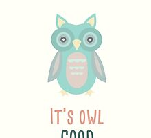 Owl  by kmacneil91