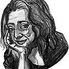 Zaha Hadid by Aviva B