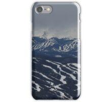 Breckenridge Resort-Keystone Resort, Colorado iPhone Case/Skin