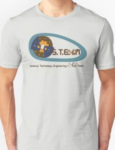 S.T.E.M education to S.T.E.A.M education T-Shirt