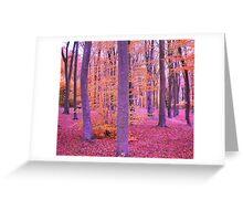 Fairy Woods 2 Greeting Card