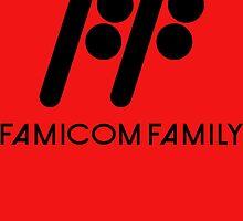 Famicom Family by uzilover