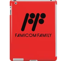 Famicom Family iPad Case/Skin