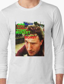 MULLET BONE Long Sleeve T-Shirt