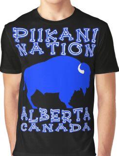 Piikáni Nation Graphic T-Shirt