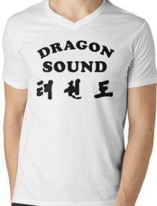 Dragon Sound - Miami Connection's newest house band! Mens V-Neck T-Shirt