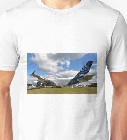 Airbus A380 Unisex T-Shirt