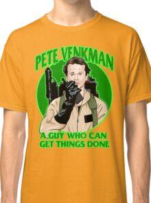 Pete Venkman Classic T-Shirt