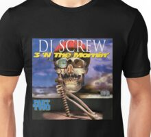 DJ Screw - 3 in the mornin' Unisex T-Shirt