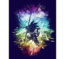 dragon storm Photographic Print