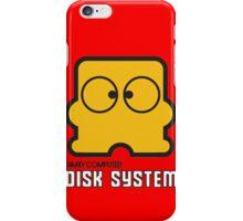 Famicom Disk System iPhone Case/Skin