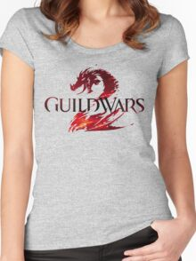 Guild Wars 2 Women's Fitted Scoop T-Shirt