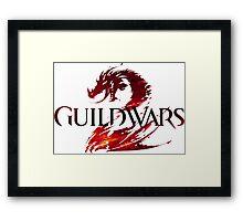 Guild Wars 2 Framed Print