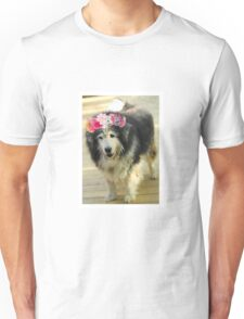 Leo from Old Friends Senior Dog Sanctuary Unisex T-Shirt