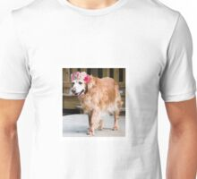 Toby from Old Friends Senior Dog Sanctuary Unisex T-Shirt