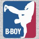 B-Boy by mrspaceman