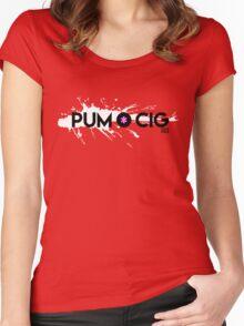 Pum Cig Women's Fitted Scoop T-Shirt
