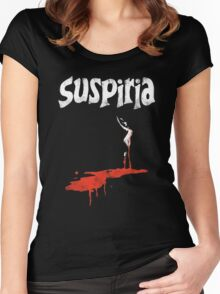 Suspiria Women's Fitted Scoop T-Shirt