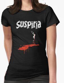 Suspiria Womens Fitted T-Shirt