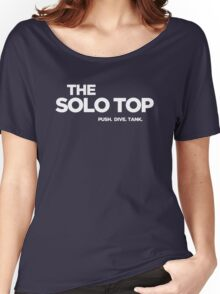 The Solo Top Women's Relaxed Fit T-Shirt