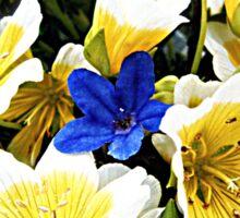 Bouquet for Joanne Sticker