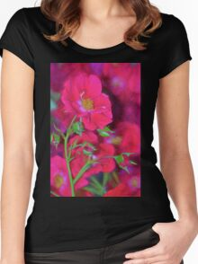 Rose 334 Women's Fitted Scoop T-Shirt