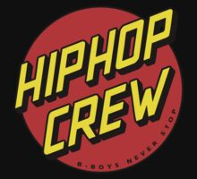 Hip Hop Crew One Piece - Short Sleeve