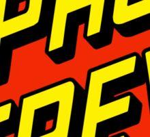 Hip Hop Crew Sticker