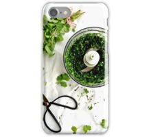 Chimichurri iPhone Case/Skin