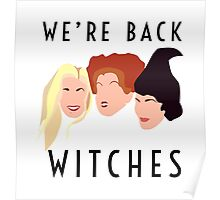 WITCHES Poster