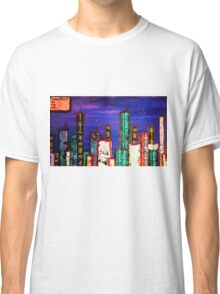 meanwhile in the city Classic T-Shirt