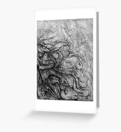 Occaisional Layer. Greeting Card