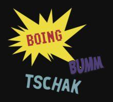 Boing Buum Tschak! by mrspaceman