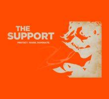 Sona - The Support by Werutaasu