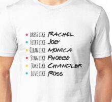 Like Friends Unisex T-Shirt