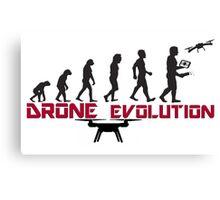 DRONE EVOLUTION Canvas Print
